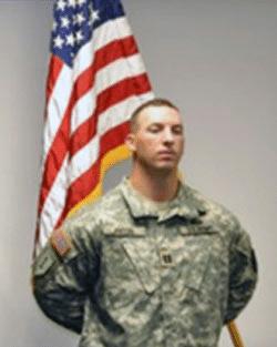 Dan Anton Military