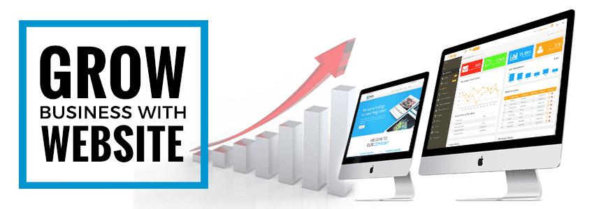 Business Website Alpine