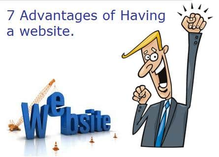 Business Website Avalon