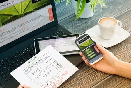 Business Website Belmar