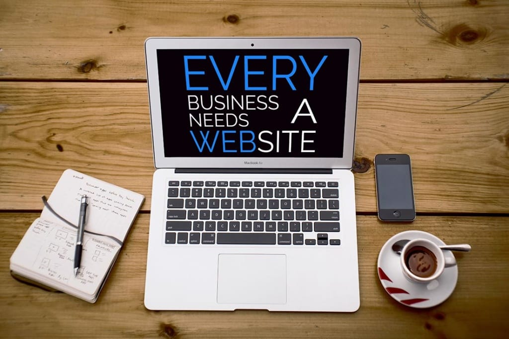 Business Website Hope Township