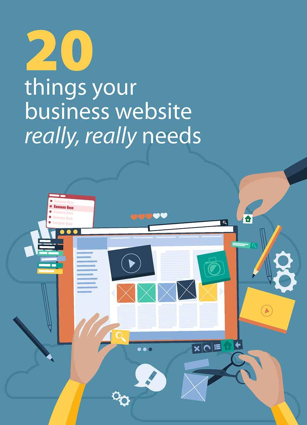 Business Website Jackson Township