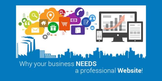 Business Website Maywood