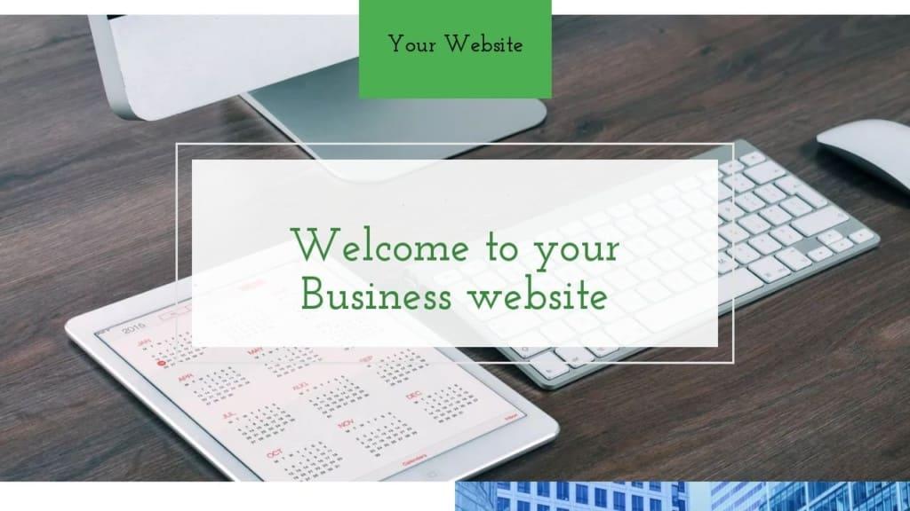 Business Website Milford