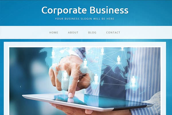 Business Website Pemberton