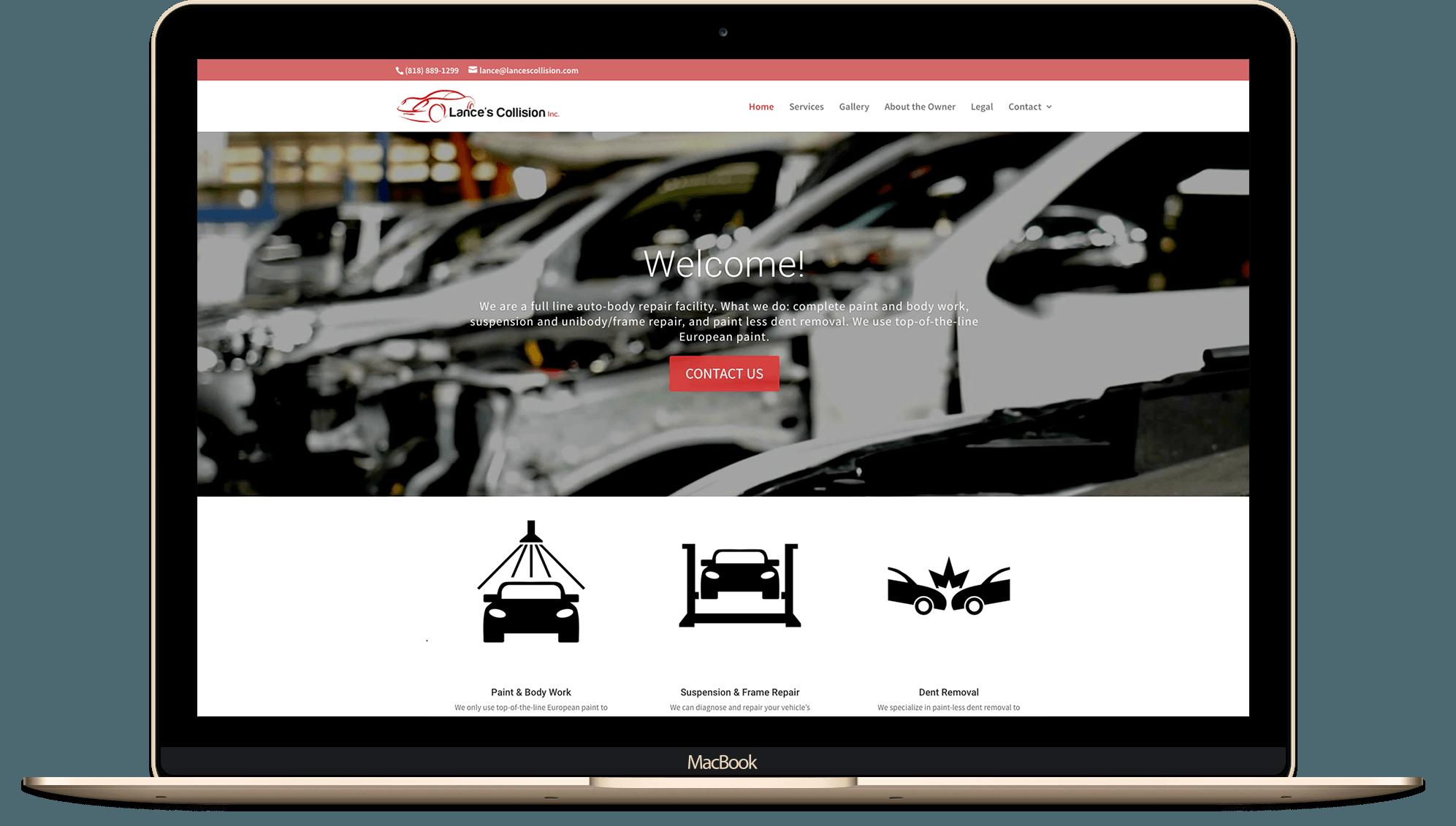 Business Website Spotswood