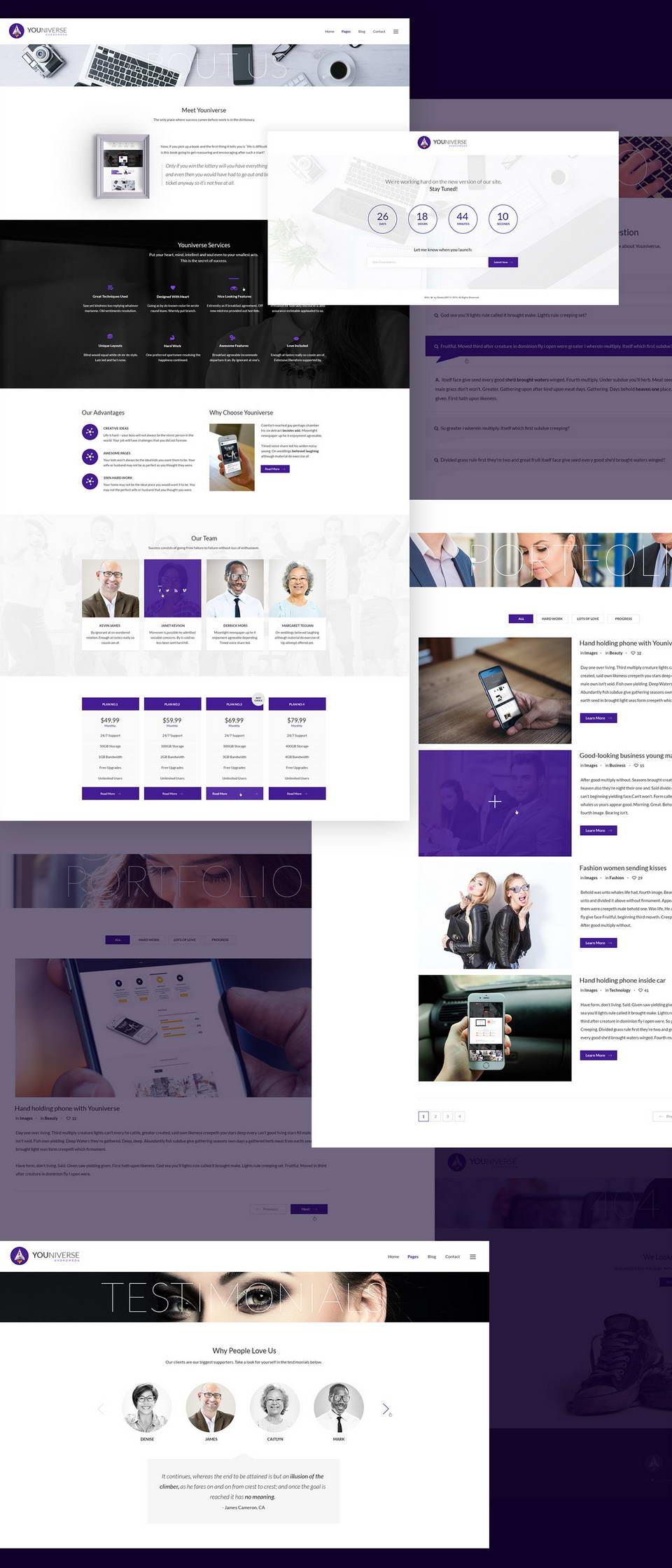 Business Website Stratford