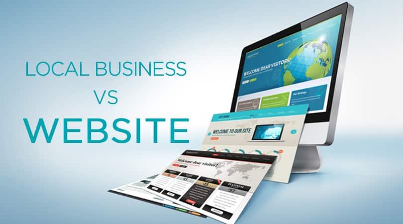 Business Website Ventnor City