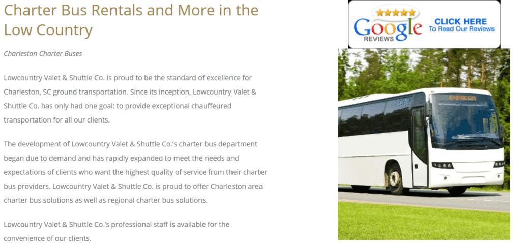Charter Bus Marketing