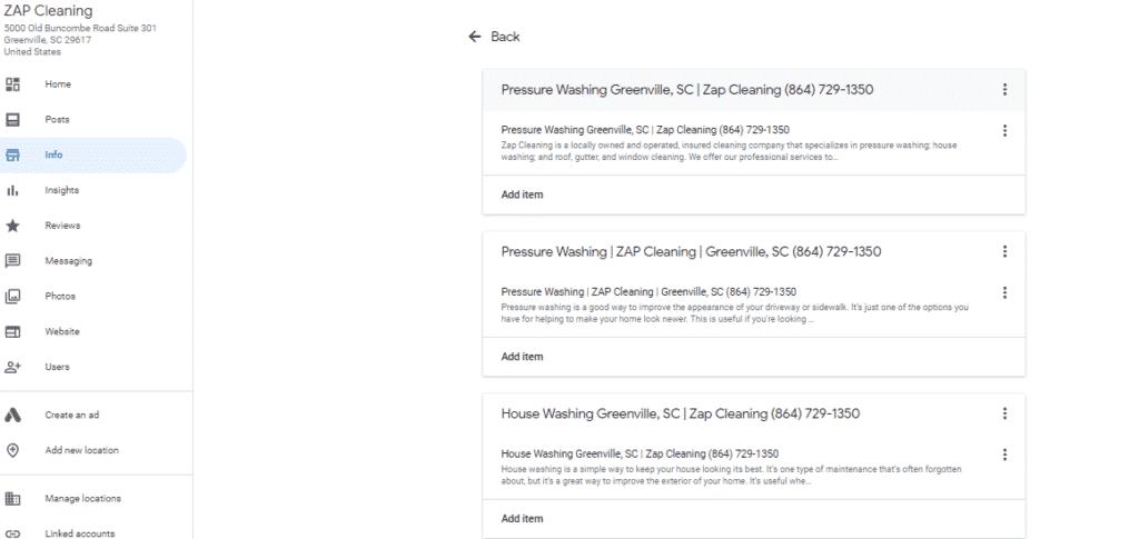 Increase Google Traffic and Rankings Pressure Washer Website
