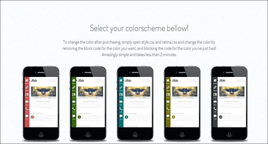 Mobile Website Aberdeen Township