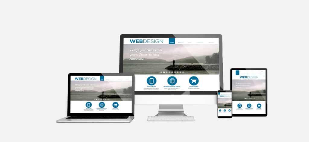 Mobile Website Avalon