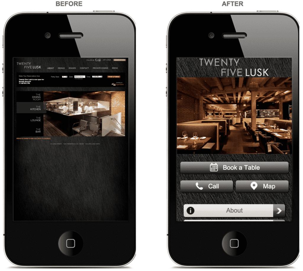 Mobile Website Barnegat Light