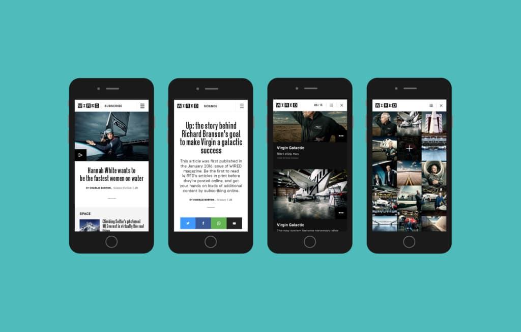 Mobile Website Bellmawr