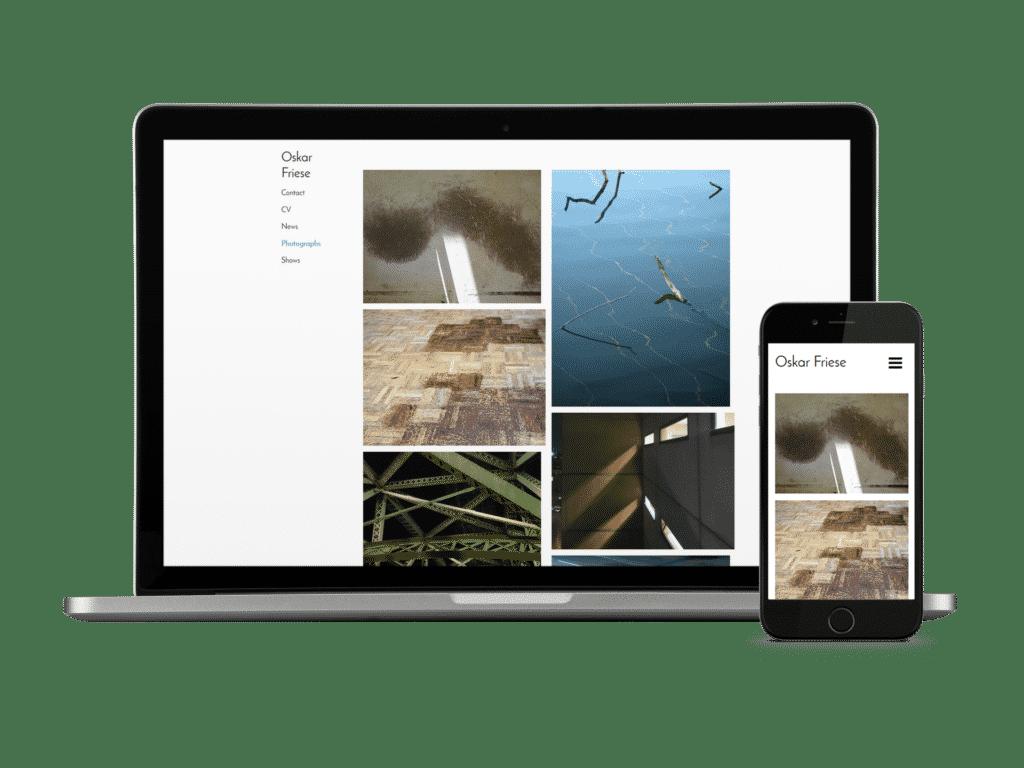 Mobile Website Bogota