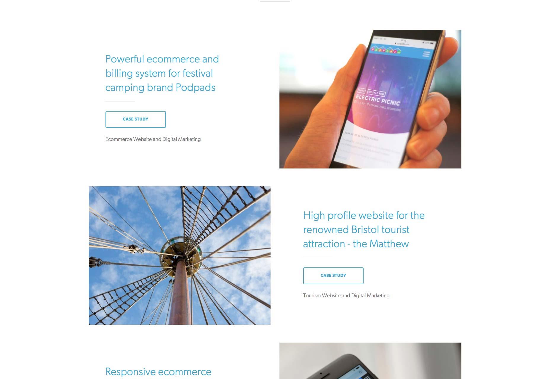 Mobile Website Bound Brook