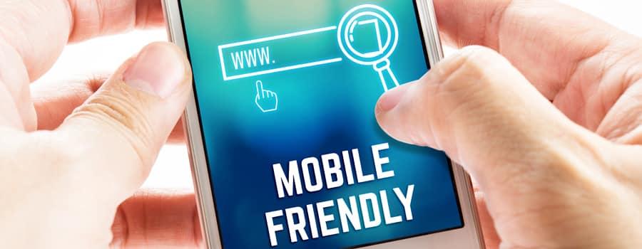 Mobile Website Camden