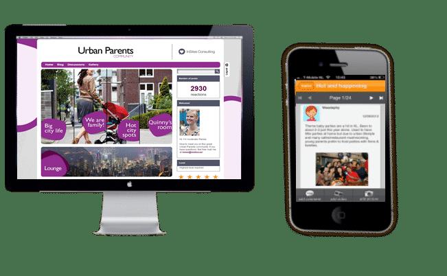 Mobile Website Deerfield Township