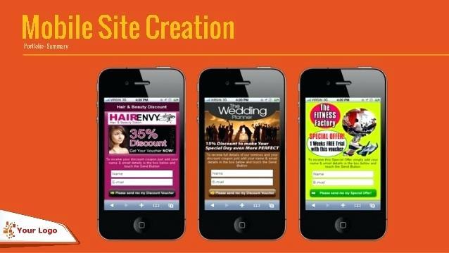 Mobile Website Dumont