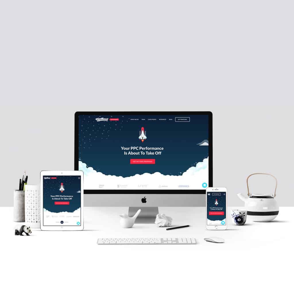 Mobile Website Edgewater
