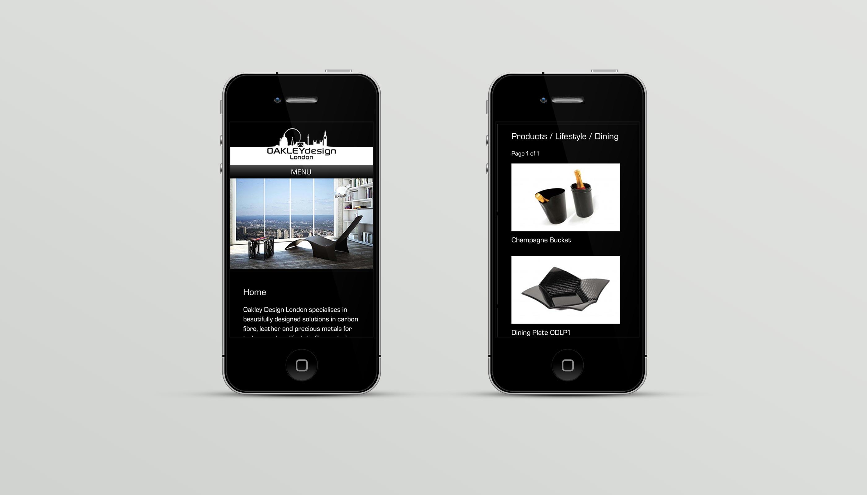 Mobile Website Englewood Cliffs