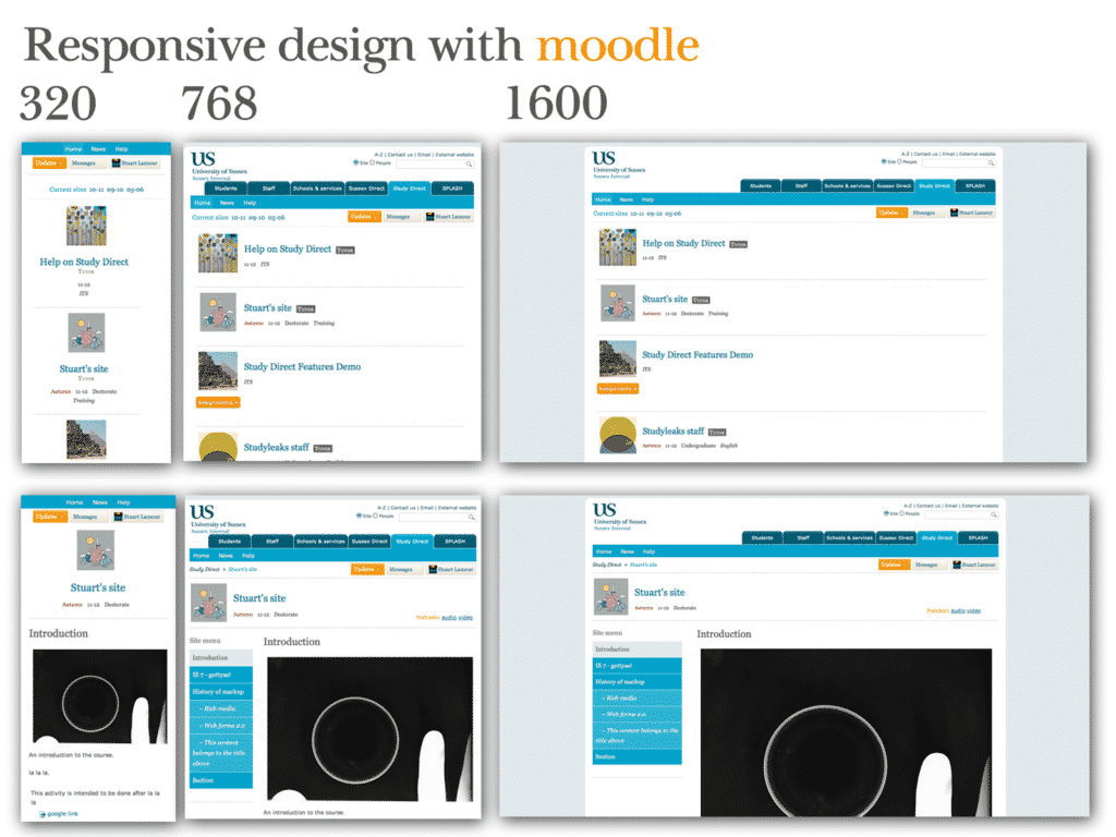 Mobile Website Fanwood