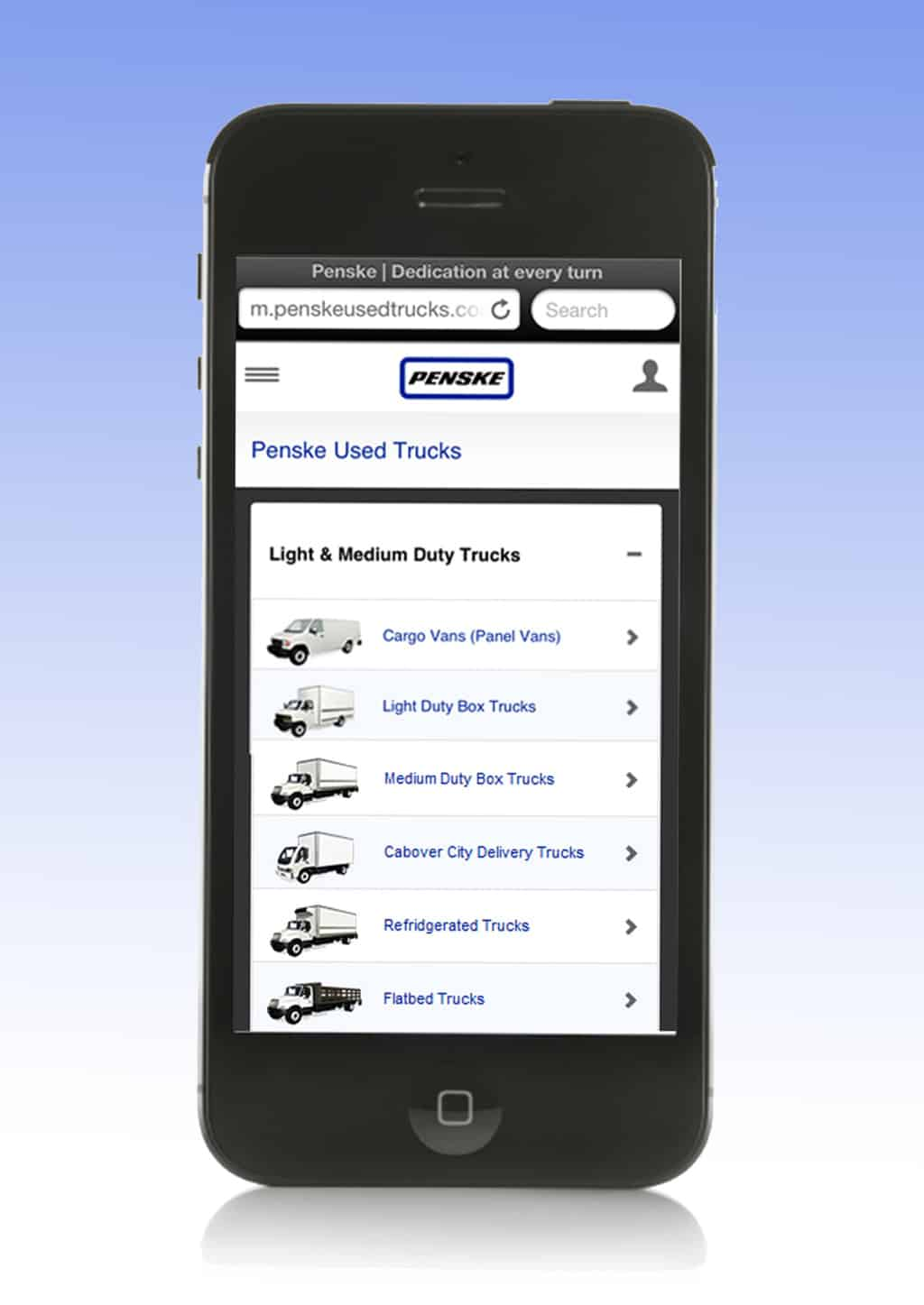 Mobile Website Freehold Borough
