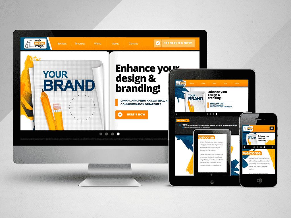 Mobile Website Garfield