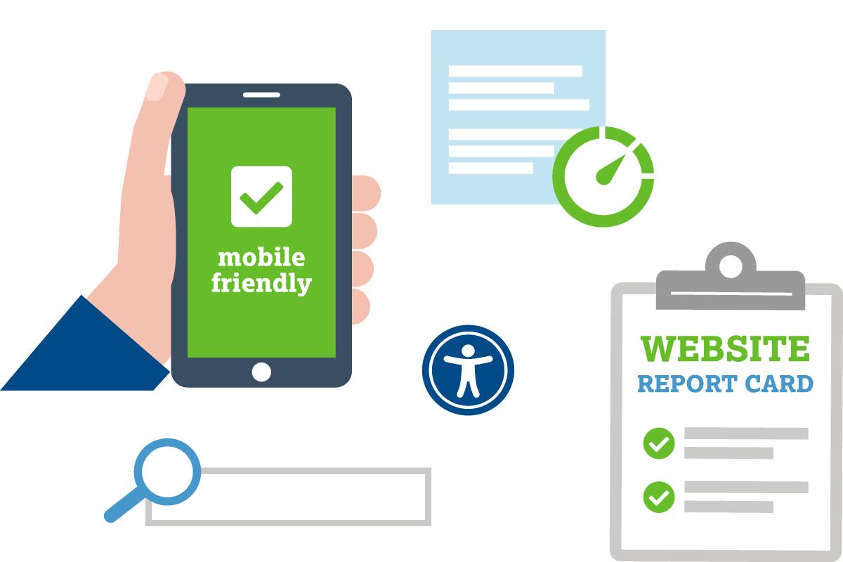 Mobile Website Hamilton Township