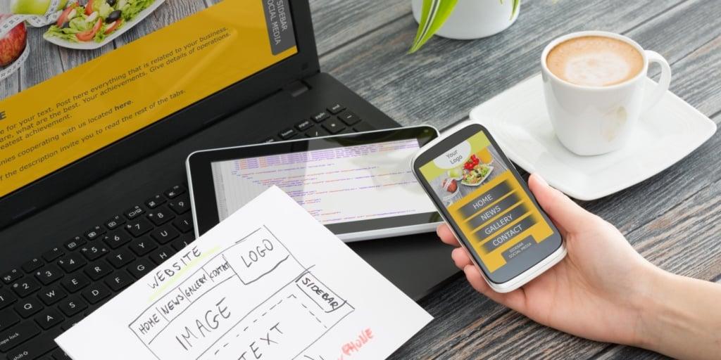 Mobile Website Highland Park