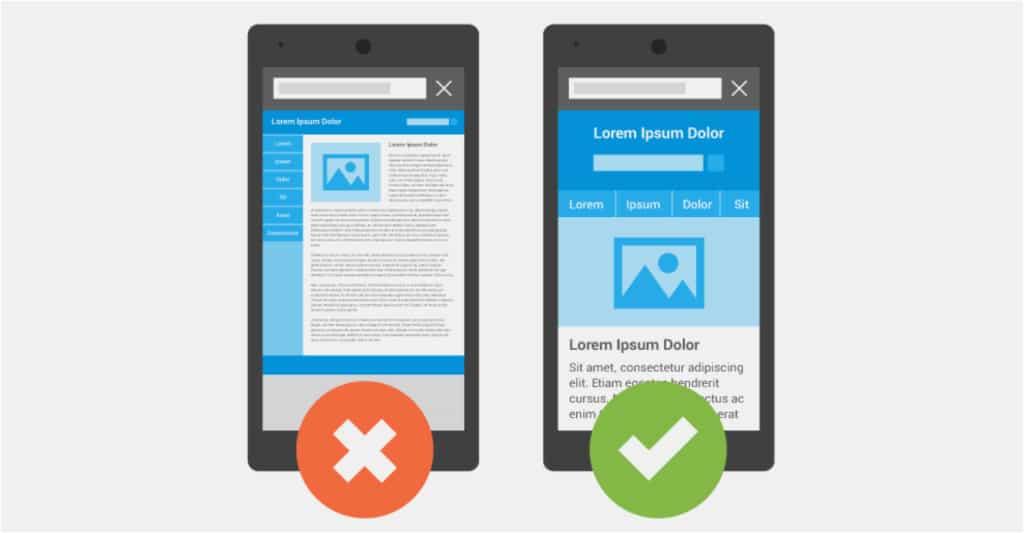 Mobile Website Keyport