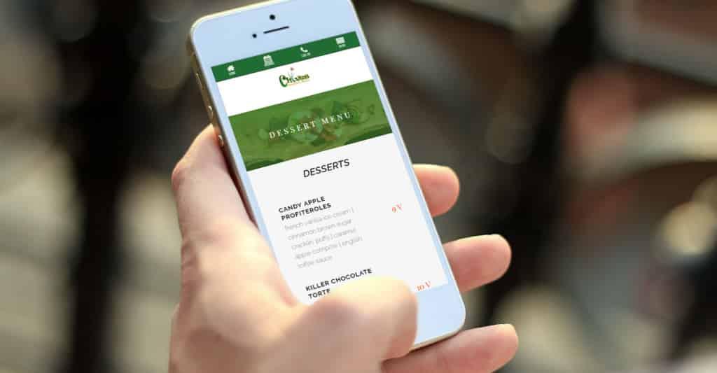 Mobile Website Lumberton Township