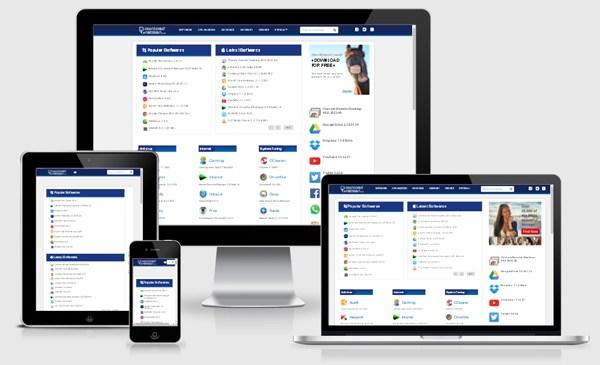 Mobile Website Lyndhurst