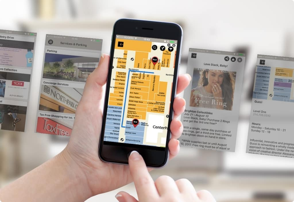 Mobile Website Manalapan Township