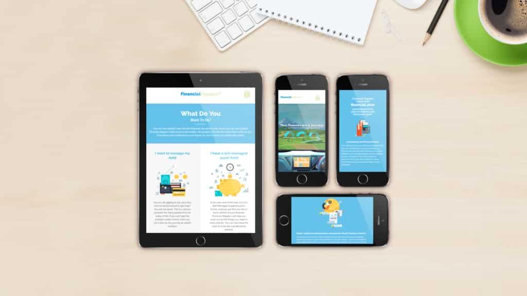 Mobile Website Midland Park