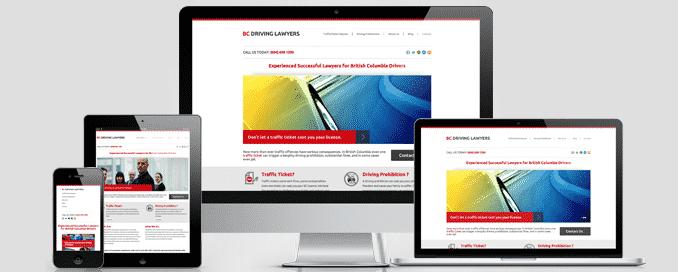 Mobile Website Milford