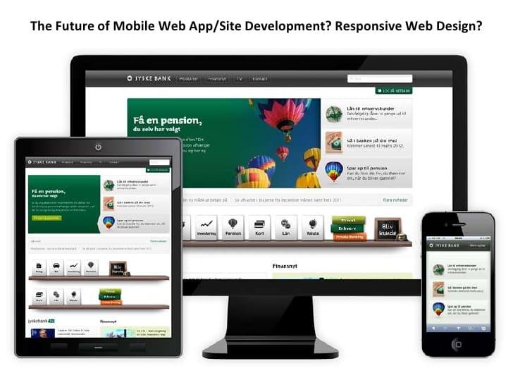 Mobile Website Millburn