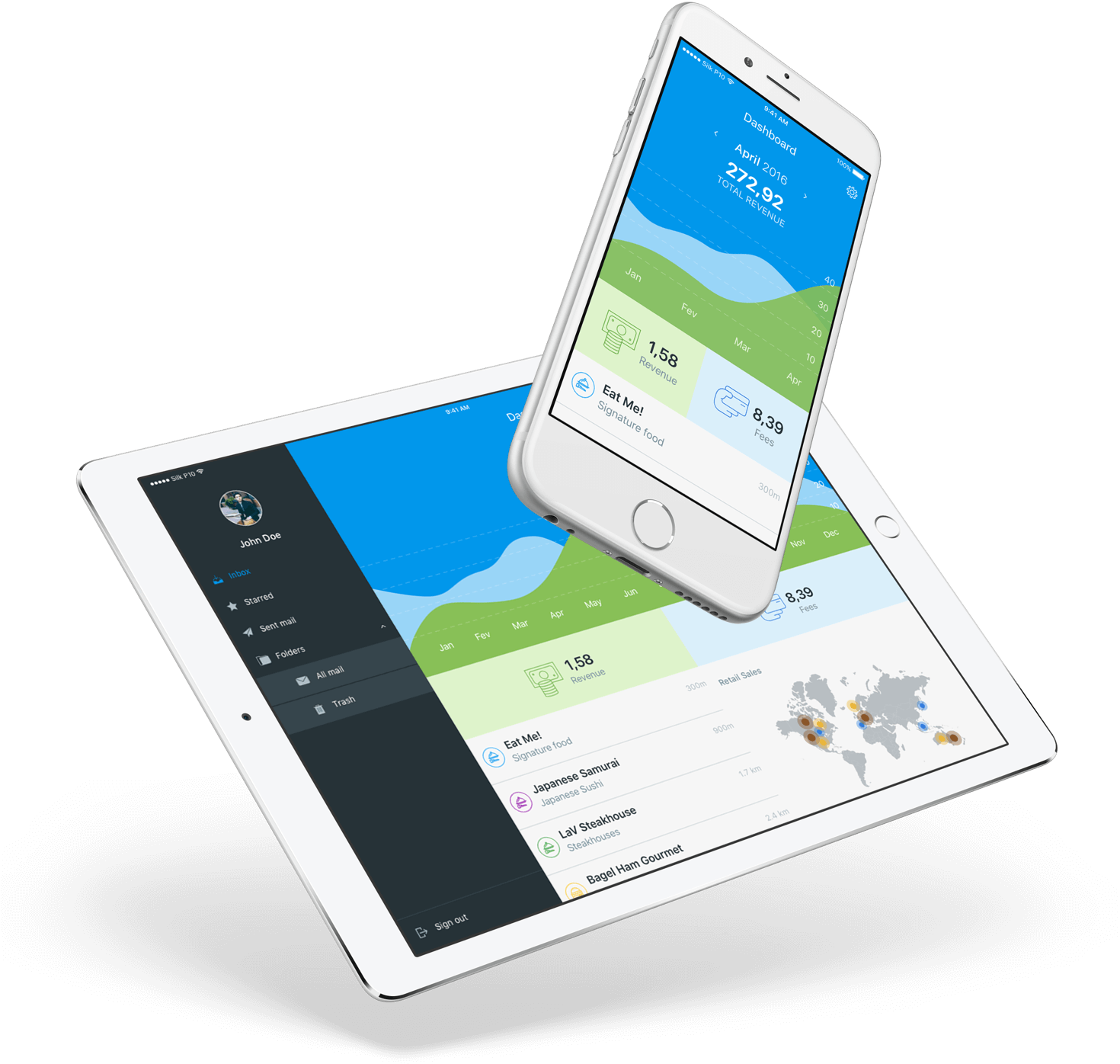 Mobile Website Millstone Township