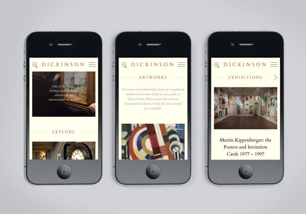 Mobile Website Millstone