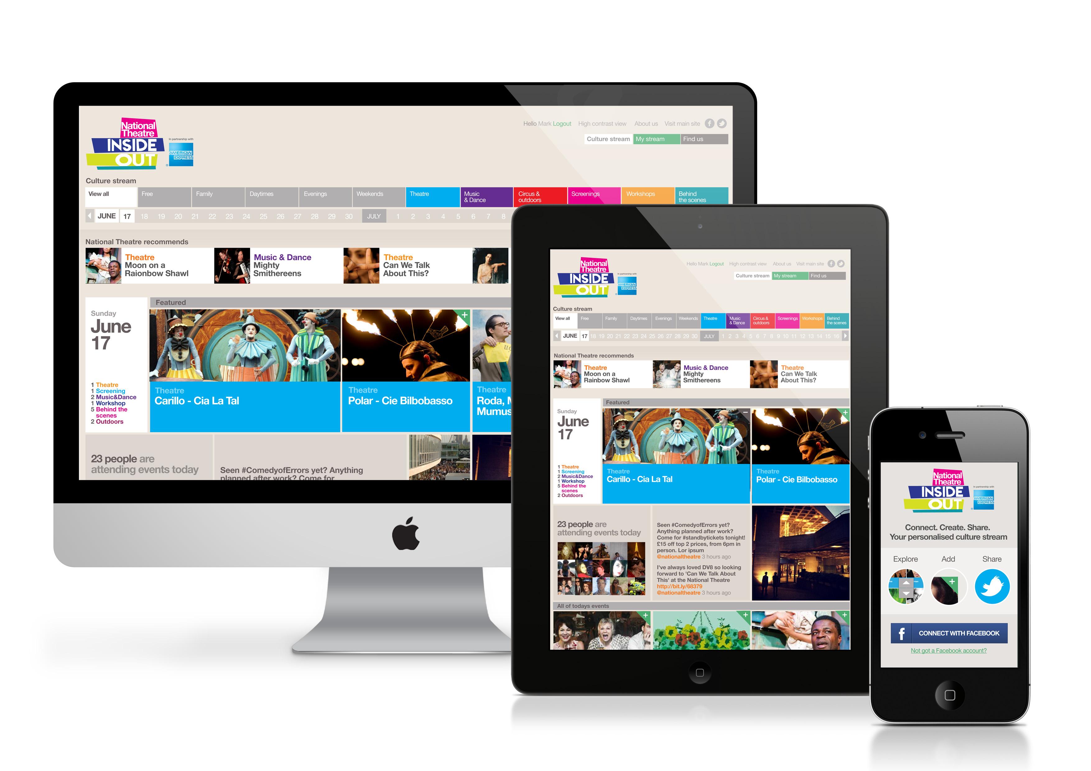 Mobile Website Millville
