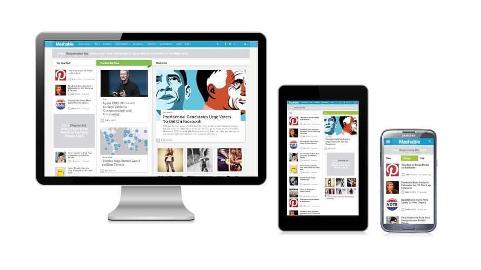 Mobile Website Ogdensburg