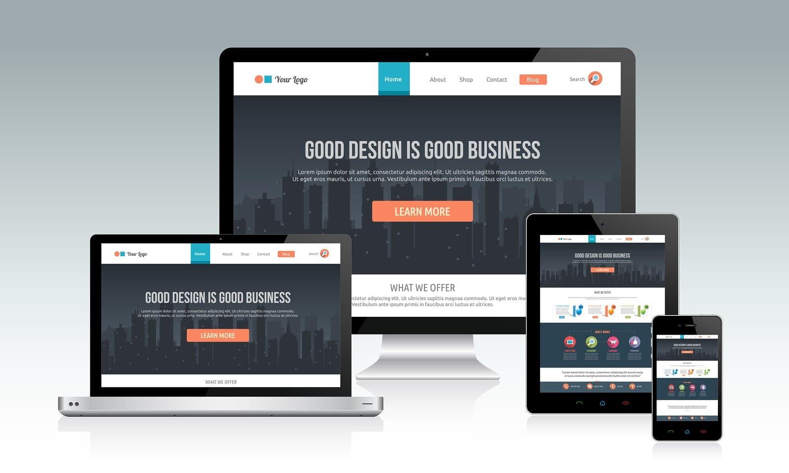 Mobile Website Paterson