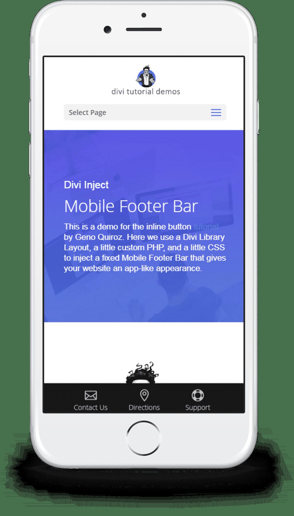 Mobile Website Pompton Lakes