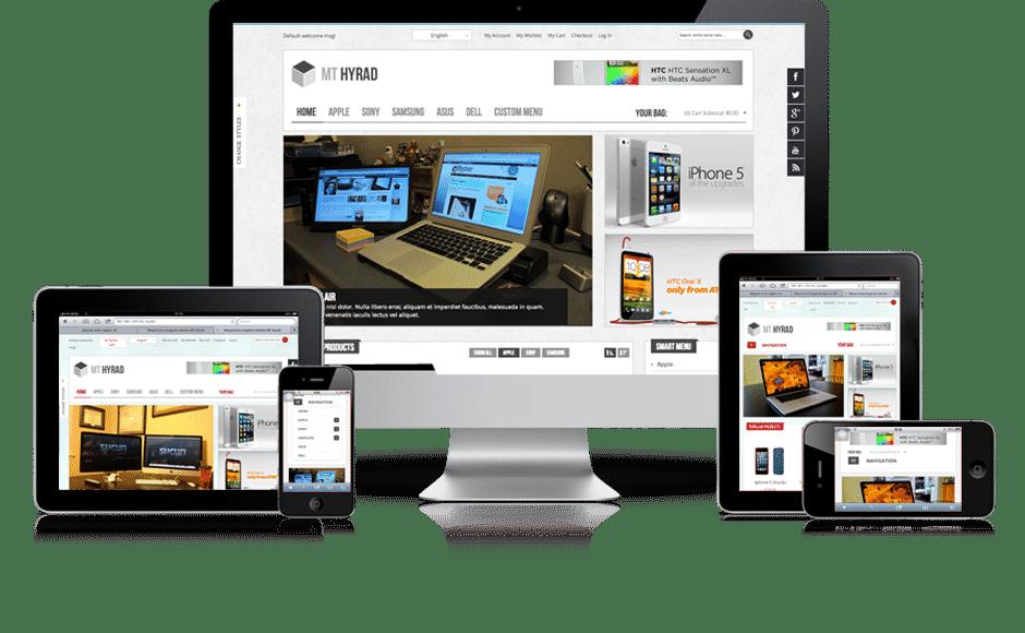 Mobile Website Princeton