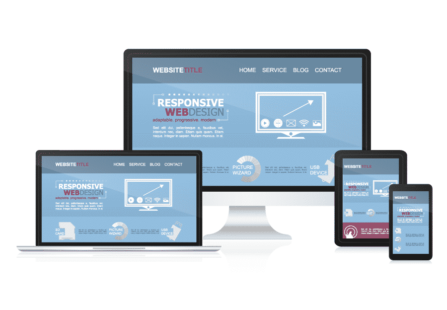 Mobile Website Riverdale