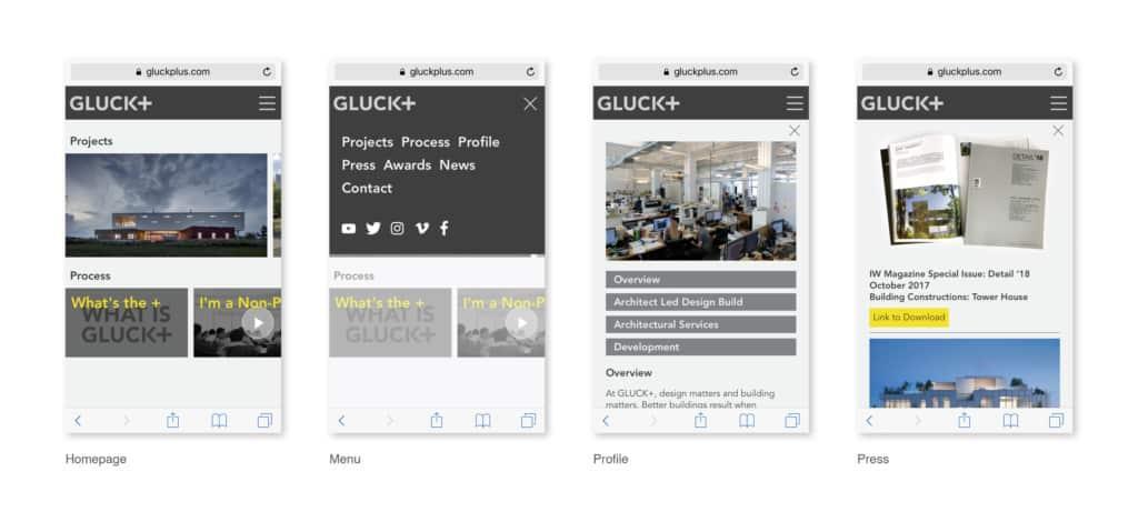 Mobile Website Salem