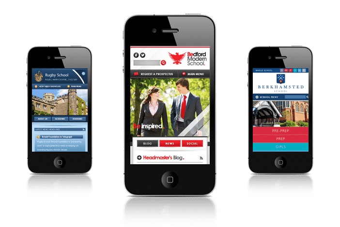 Mobile Website Sparta Township