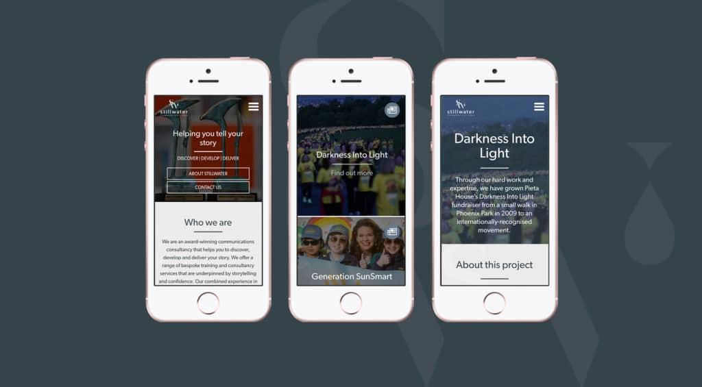 Mobile Website Spotswood