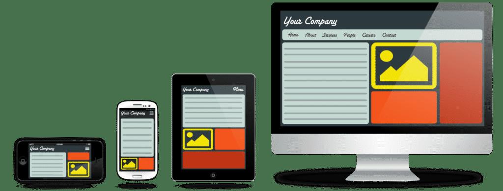 Mobile Website Stone Harbor