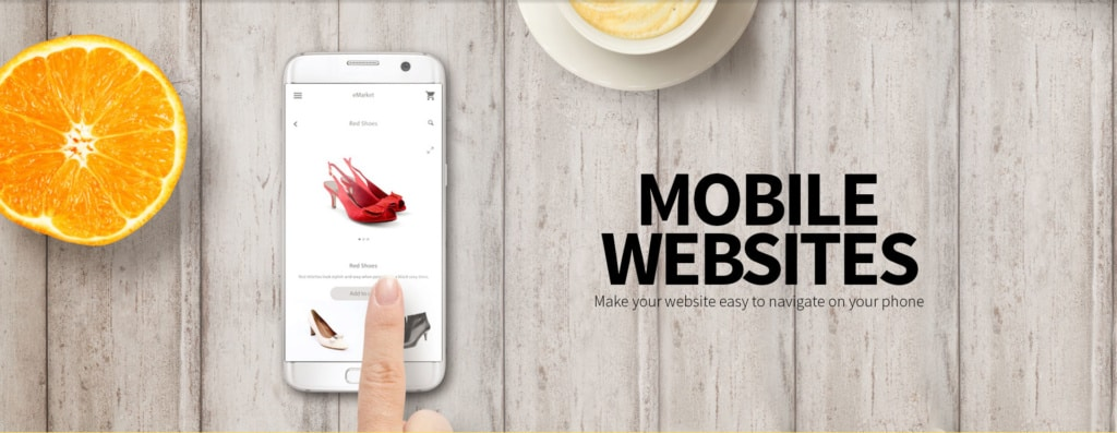 Mobile Website Union City